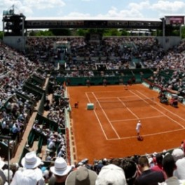 French Open 1st Round - 25. Mai