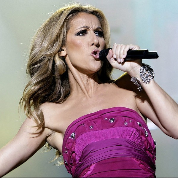24.06.2016: Céline Dion Paris - AccorHotels Arena