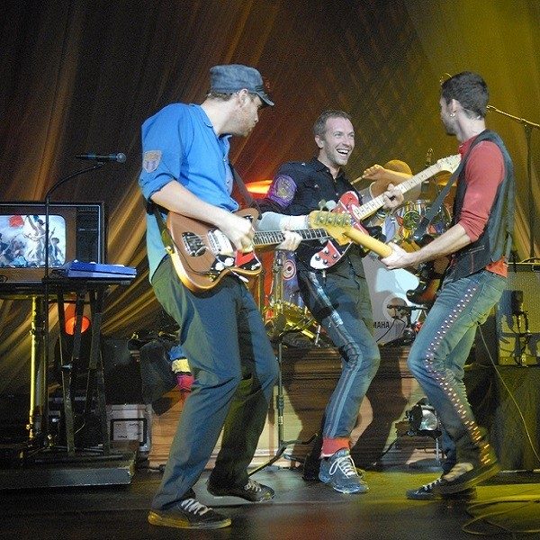 tickets for coldplay concert in Nice
