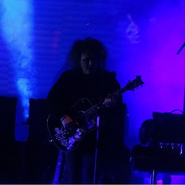 15.11.2016: The Cure Paris - AccorHotels Arena