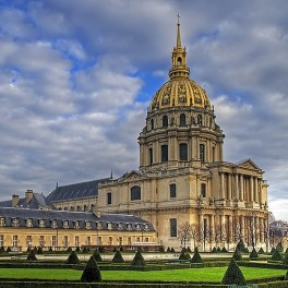Napoleon tickets Invalides Dome Paris