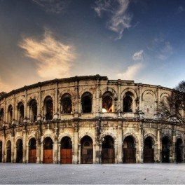 Visit Arena of Nîmes and Maison Carré