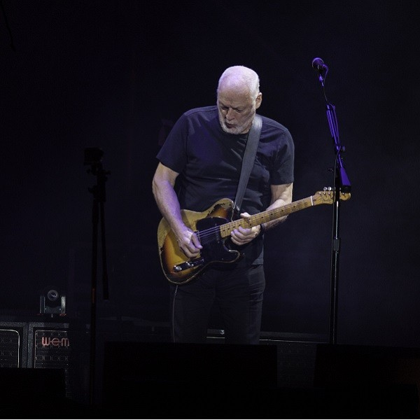 16th July 2016: David Gilmour Château de Chantilly