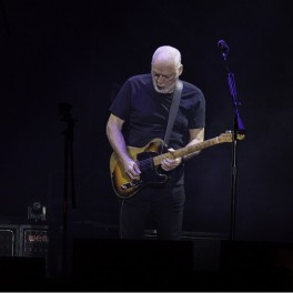 16.07.2016: David Gilmour Zámek Chantilly