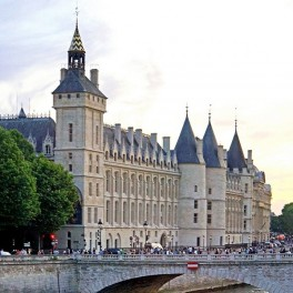 Billets Conciergerie / Sainte-Chapelle