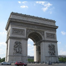 ticket Arc de Triomphe