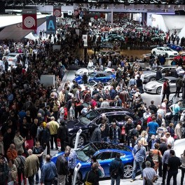Tickets Motor Show Paris