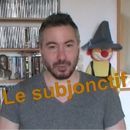 Present subjunctive and past of subjunctive