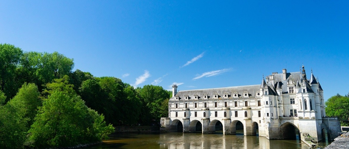 Château Chenonceau on the Cher - get your tickets for the visit of the castle